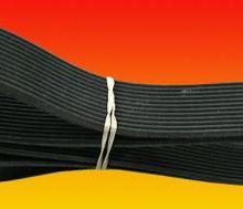 同步齿形带,橡胶齿形带
