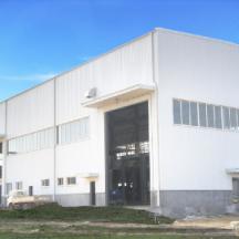 青岛钢结构厂房加工安装 青岛钢结构厂房仓库加工安装
