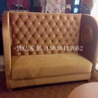 供应专业量身定制西餐咖啡厅沙发桌椅