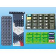 可来图来样定制硅胶按键模具开发 游戏机计算机遥控器硅胶按键/导电胶按键/电子硅胶配件杂件 优质硅胶按键批发厂