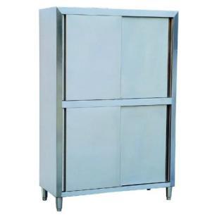 不锈钢高身储物柜图片