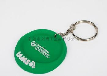 pvc软胶钥匙扣卡通软胶钥匙扣图片