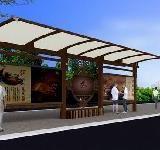 供应江西南昌公交站台制作设计要求,搭建江西南昌公交站台制作设计要求