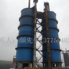 供应日产120吨立式石灰窑炉石灰窑顶部自动化布料器图片