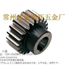 供应用于电机齿轮箱的常州武进精密齿轮加工及供应商图片