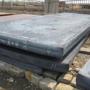Q345B低合金中厚钢板现货零售图片