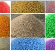 河北染色彩砂价格图片