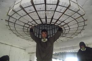 供应隧道窑高温段用高纯型陶瓷纤维模块保温隔热材料