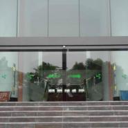 青岛开发区玻璃门安装公司图片
