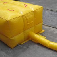 6*4消防救生充气垫逃生安全气囊