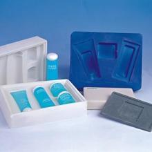 供应上海PVC蓝色吸塑托盘厂家直销,色彩多样,批发
