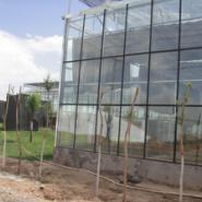 供应用于温室大棚|温室搭建|温室建设的安徽友诚玻璃温室生产批发,温室配件,温室大棚配件批发,温室材料批发,