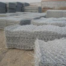 供应211石笼网箱,边丝3.0mm,网丝2.6mm,优质镀锌丝石笼网