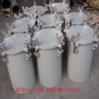 供应碳钢桶压力桶储胶桶碳钢材质 YK-8升储胶