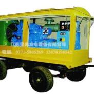 车载发电机组的特点图片