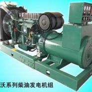 160KW沃尔沃发电机组图片