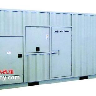 厂家直销/优质低价星光集装箱电站图片