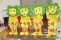 供应卡通玩具 毛绒公仔服装 小狮子 卡通人偶服饰