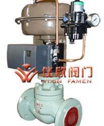 精小型气动调节阀供应商 气动调节阀