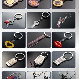 西安钥匙扣西安钥匙扣订做厂家图片