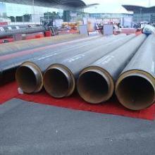 供应聚氨酯保温管道,钢套钢直埋蒸汽保温管道