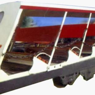 XRB型抱轨式斜井人车nbsp图片