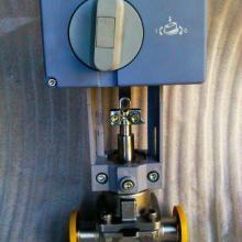 供应卫生级隔膜阀 图片
