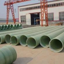 供应夹砂管道 石英砂管道 优质玻璃钢管 各规格型号生产厂家图片