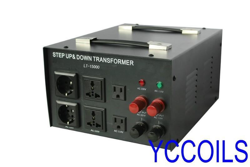 供应10000W电压转换器 单相交流电源变压器50HZ60HZ环形变压器