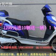陆虎电动自行车图片