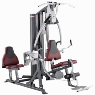 艾威GM6800商用豪华双人站合训练器图片