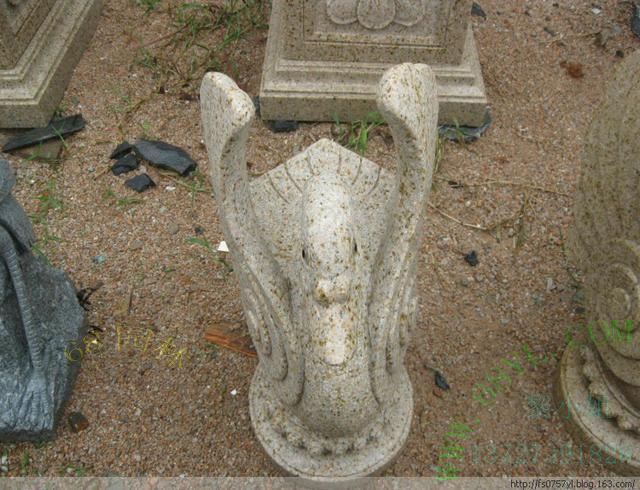 供应鸭子天鹅等石雕雕刻石雕工艺品 动物石雕 福建石雕技术