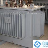 S11系列(S9系列)油浸式变压器结构S11系列油浸式变压器