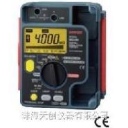 日本三和绝缘电阻计MG500图片