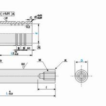 供应自润滑型外导柱组件