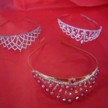 供应新娘饰品新娘饰品 水钻发箍 珍珠发箍 新娘皇冠新娘发箍新娘头饰