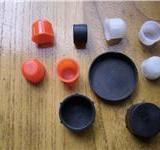 供应橡胶件塑料手球耐磨胶块绝缘圆形
