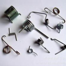 厂家直销扭转弹簧 机械零件 五金弹簧