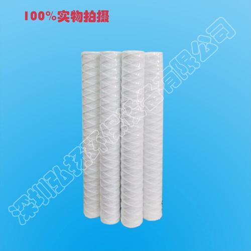 供应10寸20寸30寸40寸各精度线绕棉滤芯