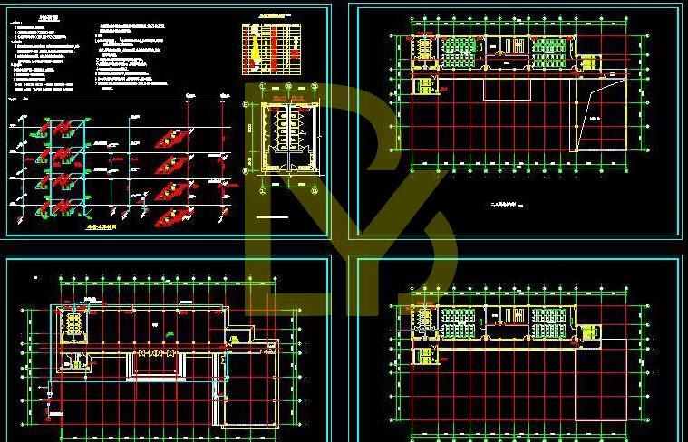 CAD培训图片/CAD培训样板图 (1)