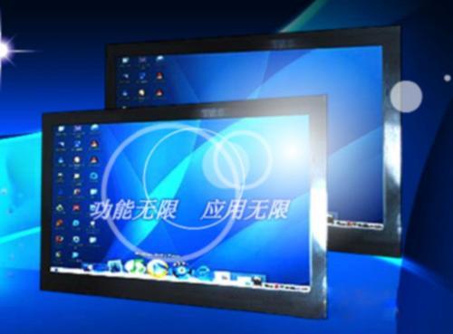 供应安徽交互式液晶电视电脑触摸一体机