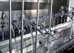 供应塑胶喷油线,自动喷油设备,喷油生产线,开关外壳喷油线塑胶喷油图片