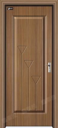供应房间室内门高分子室内门免漆门