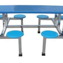 供应珠海专业生产玻璃钢厂快餐桌员工餐桌免费送货安装