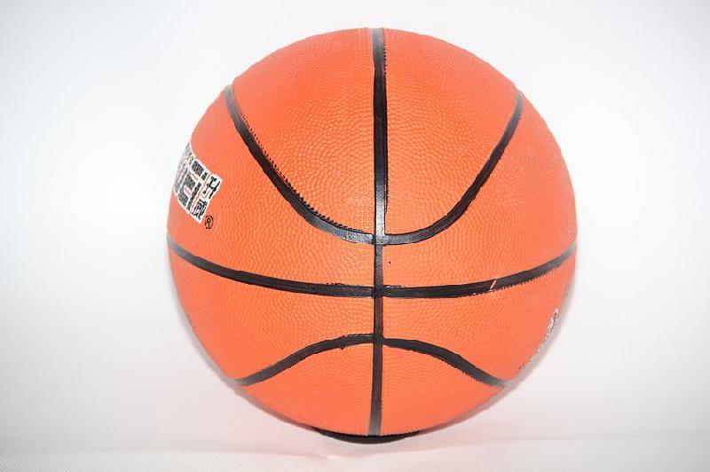 供应体育运动用品充气橡胶篮球