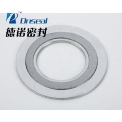 供应金屬缠绕垫片厂DM-6006石墨四氟缠绕垫