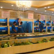 南京酒店海鲜鱼缸制作价格亚克力图片