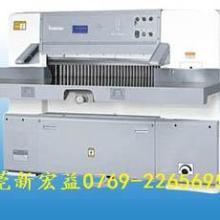 供应程控切纸机价格