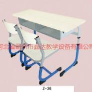 吉林圆管课桌椅销售图片