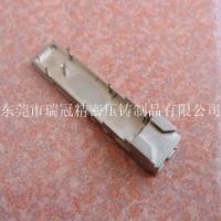 供应东莞锌合金精密压铸光模块电子连接器SFP外壳3